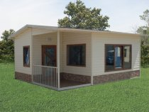 CASA Moveable house 30м2 prix
