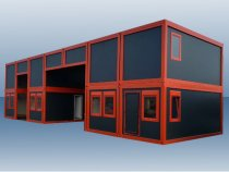 Modular container MB122 preise