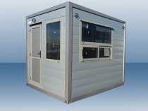 Security cabin 240х300 preise